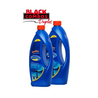 Combo Black Friday 2 Floculante Neofloc 1lt  Neoclor